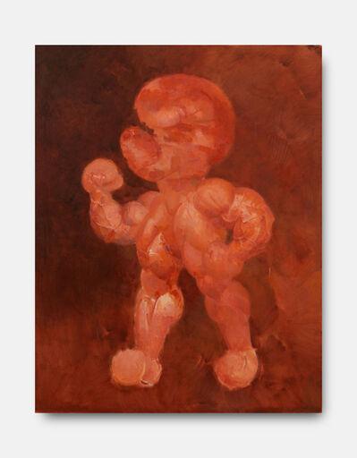 Liang Shang, 'Boxing Man No.14', 2021