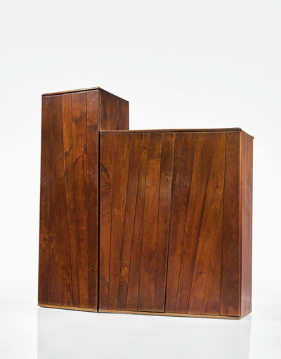 Wharton Esherick, 'Two Part Wardrobe', 1954