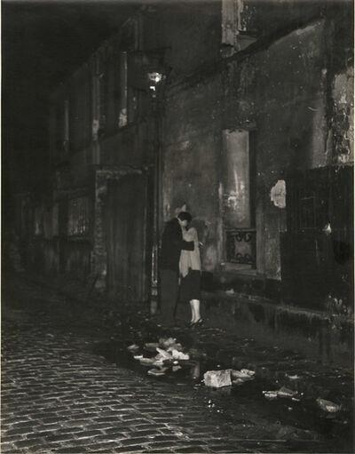Maurice Georges Chanu, 'Les Enfants qui s'aiment... (Children who Love...)', 1940s