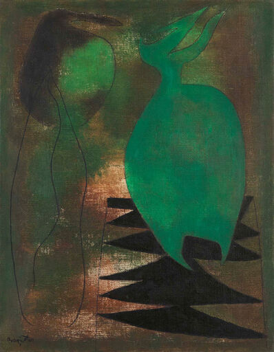 William Baziotes, 'Autumn', 1954