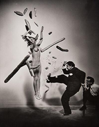 Philippe Halsman, 'Popcorn Nude', 1949