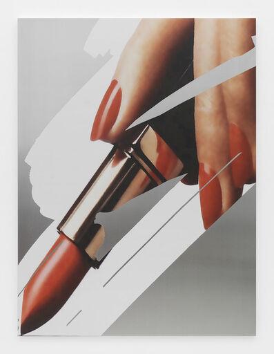 Alex Ito, 'Gesture (Lipstick 2)', 2015