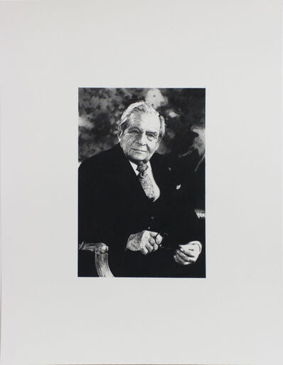 Sean Micka, 'HARRY WINSTON (1986-1978) The Collection of the Late Mrs. Harry Winston, New York, Tuesday October 20, 1992, SOTHEBY'S, (6347 WINSTON)', 2019