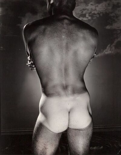 George Platt Lynes, '[Untitled [Jonathon Tichenor]', 1943