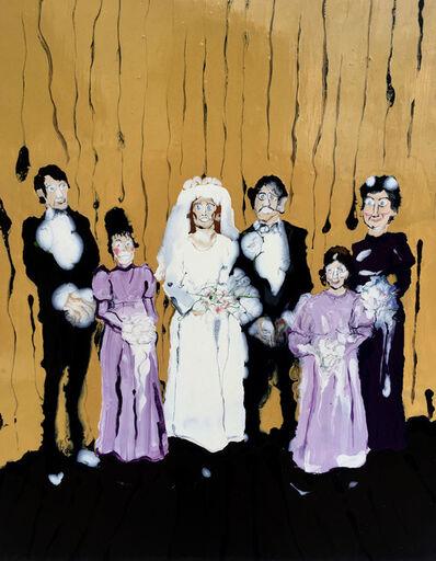 Mary Ronayne, 'Liverpool Wedding Portrait circa 1968', 2020