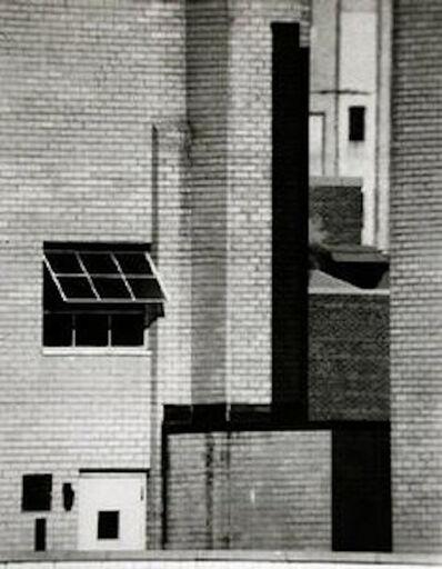 André Kertész, 'Brick Walls', 1961