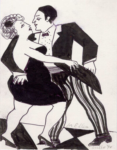 John Grillo, 'Tango', ca. 1994
