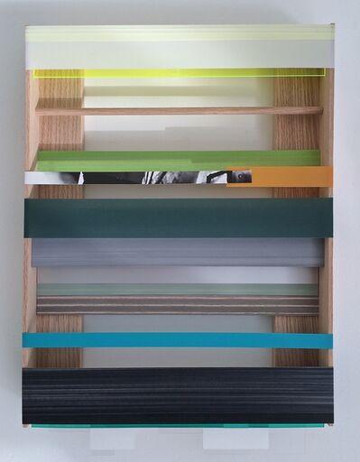 Andres Ferrandis, 'Rhythm Silence', 2014