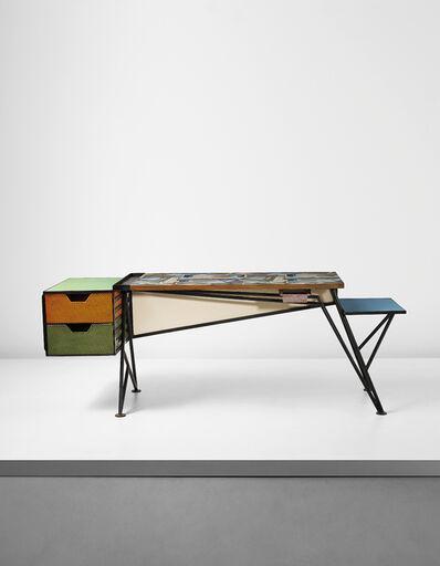 Mauro Reggiani, 'Rare desk', ca. 1960