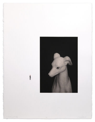 Liliana Porter, 'Situation with Dog', 1996