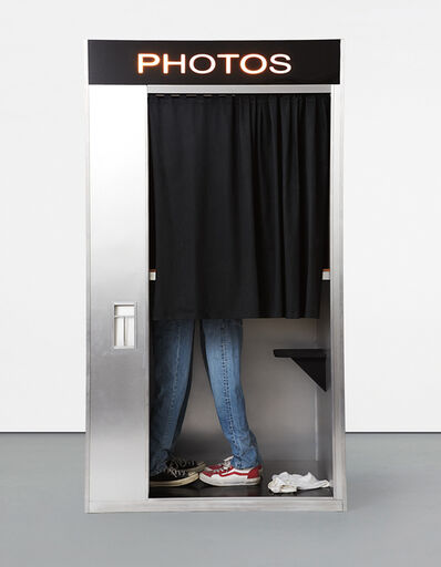 Elmgreen & Dragset, 'Photo Booth', 2004