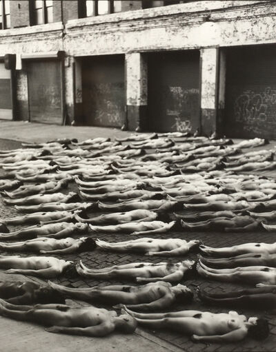 Spencer Tunick, 'untitled', 1990s