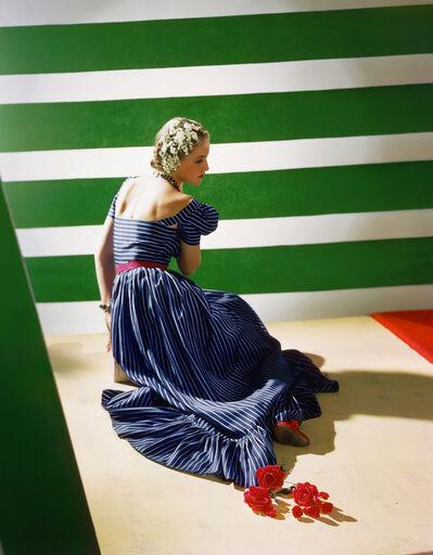 Horst P. Horst, 'Dress by Hattie Carnegie', 1939
