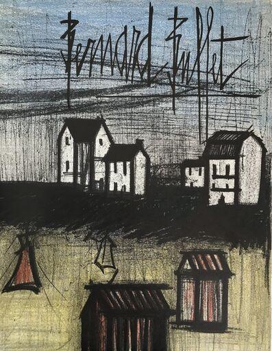 Bernard Buffet, 'Lithographs', 1952-1966