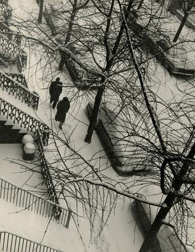 Todd Webb, 'St. Luke's Place, New York', 1956