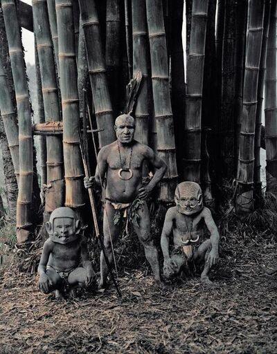 Jimmy Nelson, 'XV 68 - Asaro Mudmen - Asaro, Eastern Highlands - Papua New Guinea', 2010