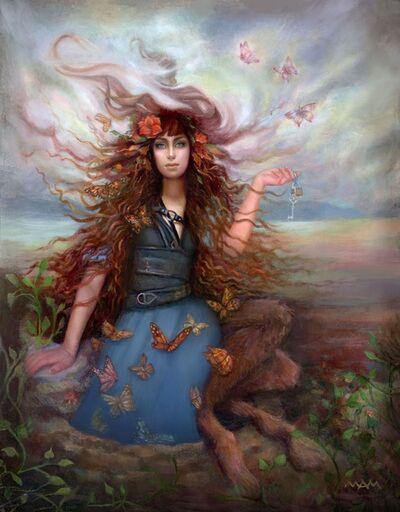 Mary Ancilla Martinez, 'Passage to Eternity', 2020