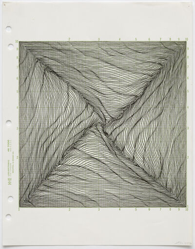 Linn Meyers, 'Untitled', 2016
