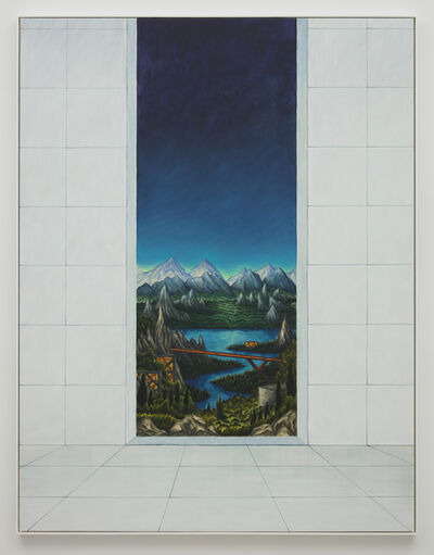 Alejandro Cardenas, 'Eastern Window', 2021