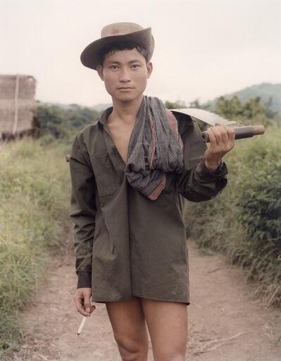 Chan Chao, 'Karen Soldier', 2006