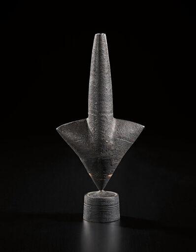 Hans Coper, 'Cycladic arrow form', 1970