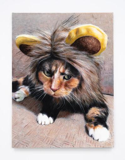 Daniel Handal, 'Lion Kitty (Tortoiseshell II)', 2016