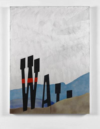 Dexter Dalwood, 'Wall', 2017