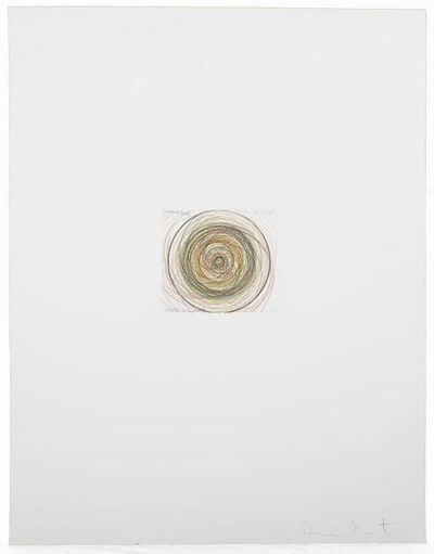 Damien Hirst, 'Circles in the Sand', 2002