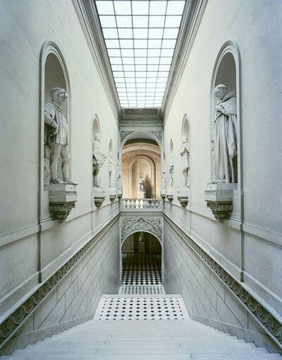 Robert Polidori, 'Escalier des salles de l'Afrique, ANR.02.037, Aile du Nord - 1er etage, Château de Versailles, Versailles, France (PKE 21760.5)', 1985
