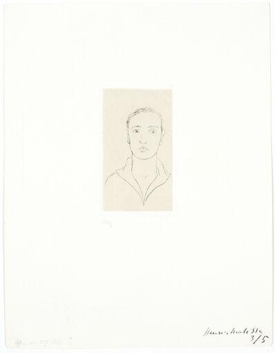 Henri Matisse, 'Henriette, jeune marin', 1923