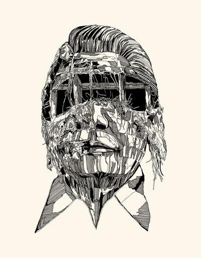 Pio Abad, 'Untitled (Malakas)', 2017
