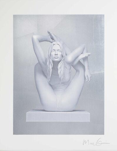 Marc Quinn, 'Sphinx (silver)', 2012