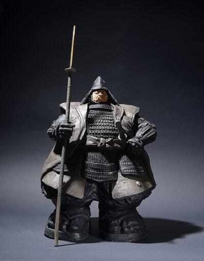 Matteo Pugliese, 'Samurai Guardian XII ', 2018
