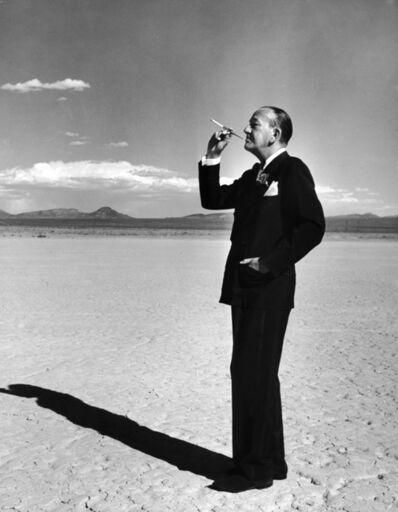 Loomis Dean, 'Noel Coward, Las Vegas', 1955