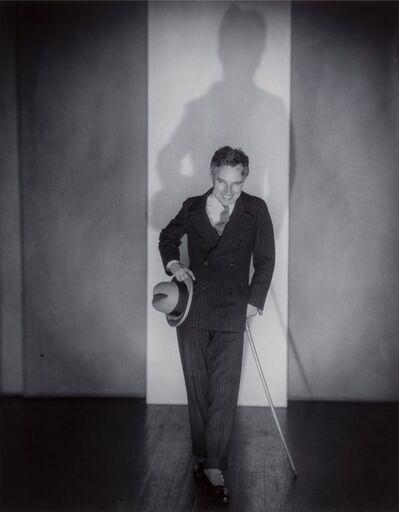 Edward Steichen, 'Charlie Chaplin, New York', 1925