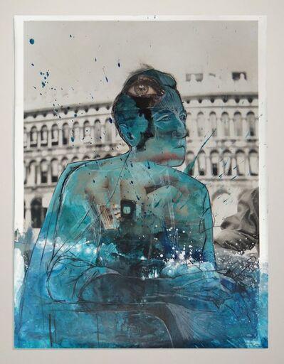 Natasha Zupan, 'Cocteau Aqua Atla, #2235', 2018