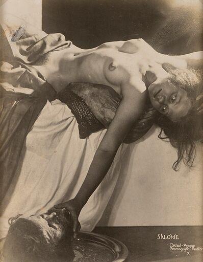 Frantisek Drtikol, 'Salomé', 1925