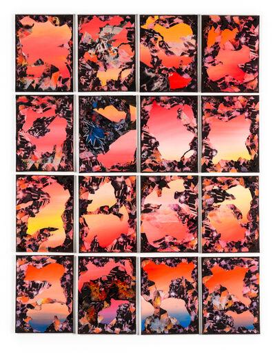 Rushern Baker IV, 'Untitled (Landscapes 1-16)', 2019