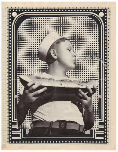 Buster Cleveland, 'Untitled (Inter Dada 1984)', 1984