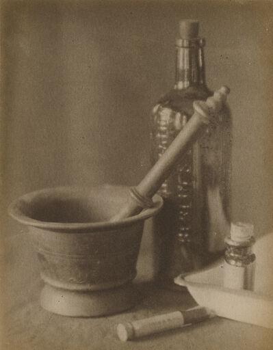 Doris Ulmann, 'Darkroom Still Life', 1918