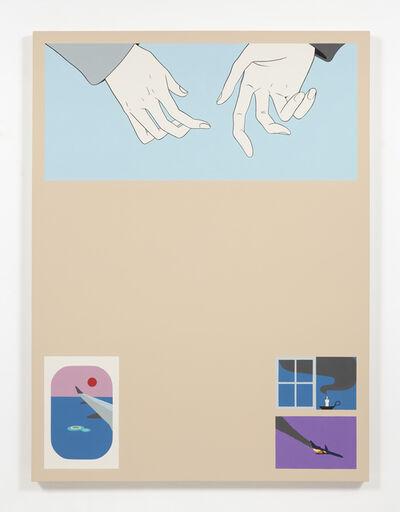 Greg Ito, 'Kiss The Sky', 2016