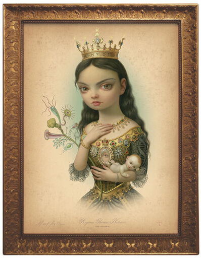 Mark Ryden, 'Regina Gloriae Naturae (The Creatrix)', 2005