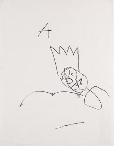 Jean-Michel Basquiat, 'Untitled', 1980