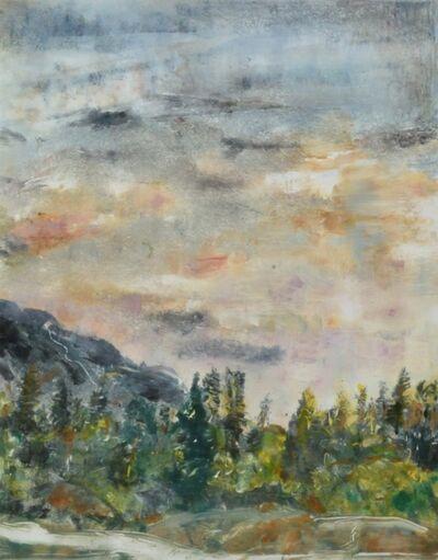 Helene Manzo, 'Sky Series-With Trees', ca. 2020