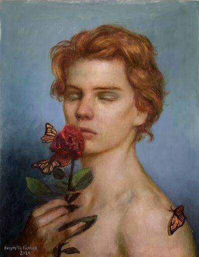 Rose Freymuth-Frazier, 'Redheaded Boy', 2020