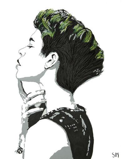SARAH MICHELLE, 'Siobhan #2', 2020