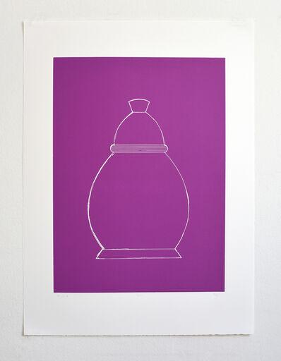 Thomas Schütte, 'Gartenzwerg (Violet)', 2016