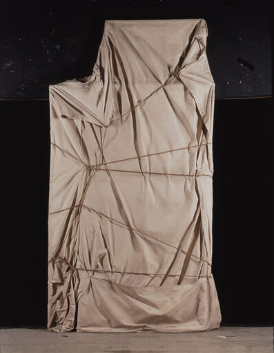 Christo, 'Wrapped Paintings', 1968