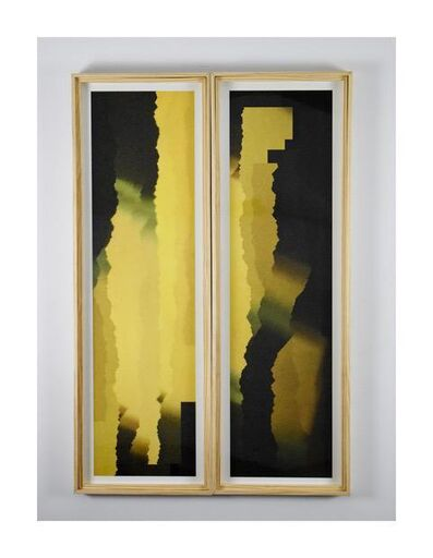 Simon Colley, 'Aspect of Gold #1, #2  (Edition of 9)', 2019