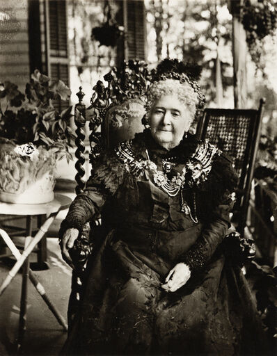 James VanDerZee, 'Mrs. Turner, Lenox, Mass', 1905